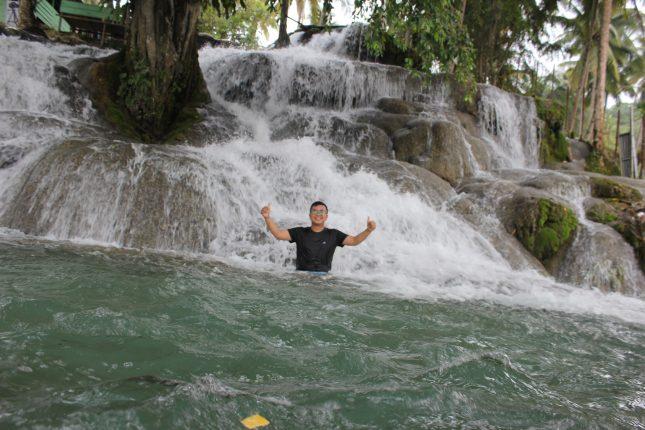 Wisata Ke Air Terjun Aek Malakkut